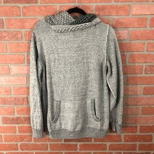 Commerce from Urban Outfitters Knit Hoodie